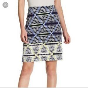 NIC & ZOE Pencil Skirt Sz 4